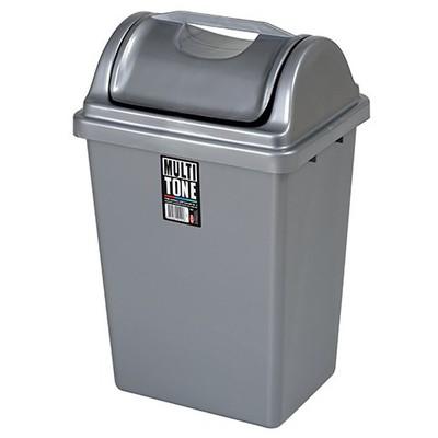 Bora Plastik Çöp Kovası İtmeli 14 L No:3 Model BO191 Çöp Kovaları