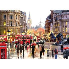 Art 2000 Parça Trafalgar Meydanı Londra 8697950847124 Puzzle