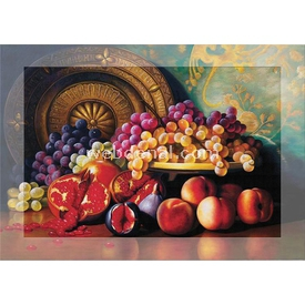 Art Kokulu 1000 Parça Meyve Şöleni 8697950841924 Puzzle