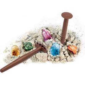 Clementoni Arkeolojik Kazı Seti - Kayalar Ve Mineraller Eğitici Oyuncaklar