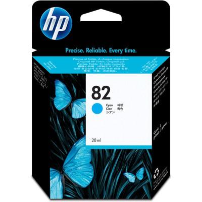HP 82 Mavi Kartuş C4911A
