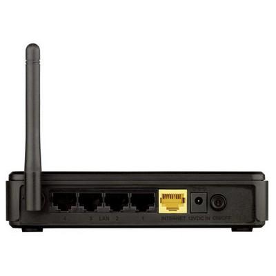 D-link Dır-300a Wıreless 802.11n 150mbps , 1 10/100base-tx Wan Port, 4 10/100base-tx Lan Port Router