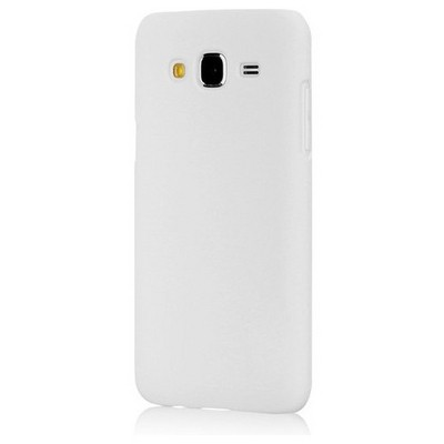 Microsonic Samsung Galaxy J5 Kılıf Premium Slim Beyaz Cep Telefonu Kılıfı