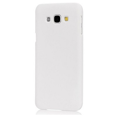 Microsonic Samsung Galaxy A8 Kılıf Premium Slim Beyaz Cep Telefonu Kılıfı