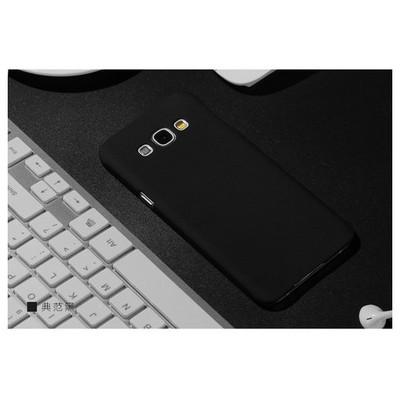 Microsonic Samsung Galaxy A8 Kılıf Premium Slim Siyah Cep Telefonu Kılıfı