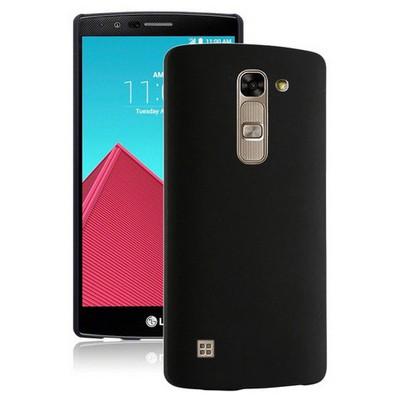 Microsonic Lg G4c Kılıf Premium Slim Siyah Cep Telefonu Kılıfı