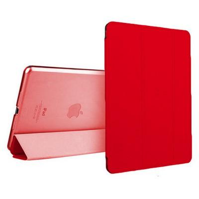 Microsonic Ipad Mini 4 Kılıf Smart Case Ve Arka Koruma Kırmızı Tablet Kılıfı