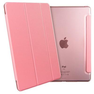 Microsonic Ipad Mini 4 Kılıf Smart Case Ve Arka Koruma Pembe Tablet Kılıfı