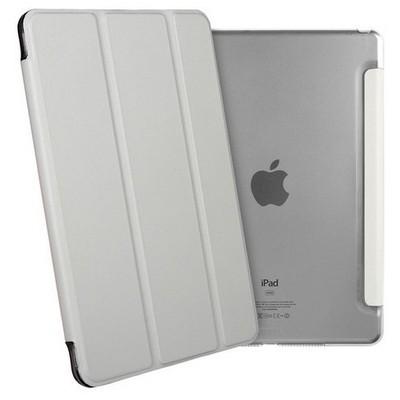 Microsonic Ipad Mini 4 Kılıf Smart Case Ve Arka Koruma Beyaz Tablet Kılıfı