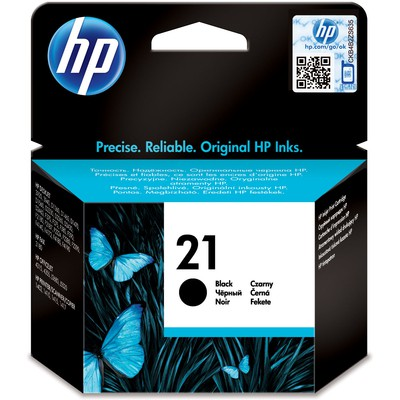 HP 21 Siyah Kartuş C9351A