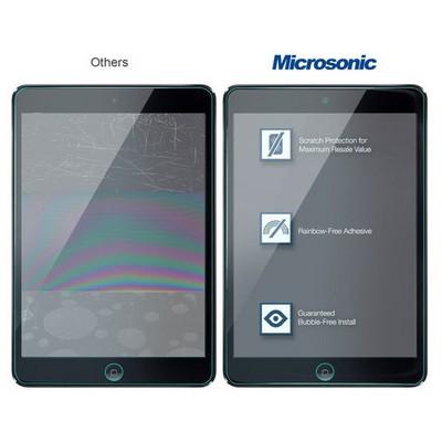 Microsonic Apple Ipad Pro 12.9 Kırılmaz Temperli Cam Ekran Koruyucu Film