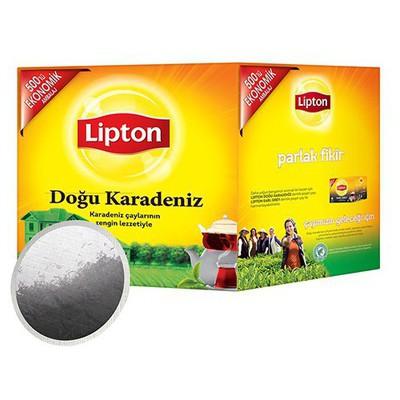 Lipton Doğu Karadeniz Demlik  Bergamot Aromalı 500 Adet Poşet Çay