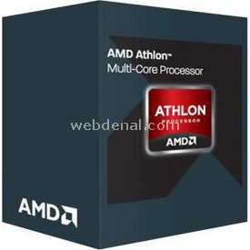AMD Athlon Iı X4 840 3.1ghz Fm2+ 65w İşlemci