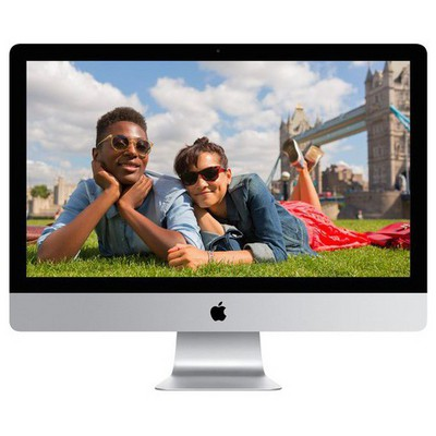 "Apple MK462TU/A iMac 17.1 i5-6500 1TB/8GB 27"" Retina 5K OSX All-In-One PC All in One PC"
