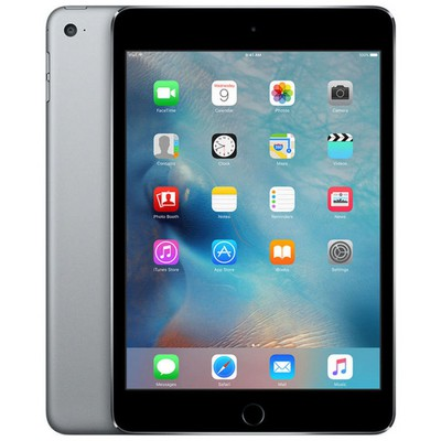 Apple iPad Mini 4 128gb Tablet - Uzay Grisi - MK762TU-A