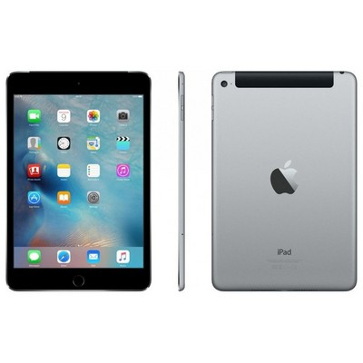 Apple iPad Mini 4 128gb Tablet - Uzay Grisi - MK762TU/A