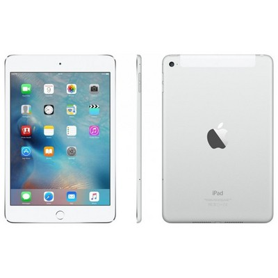 Apple iPad Mini 4 128gb Tablet - Gümüş - MK772TU/A