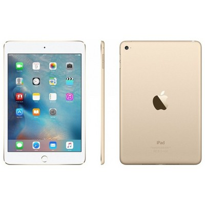 Apple iPad Mini 4 128gb Tablet - Altın - MK782TU/A