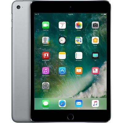 Apple iPad Mini 4 128gb Tablet - Uzay Grisi - MK9N2TU/A