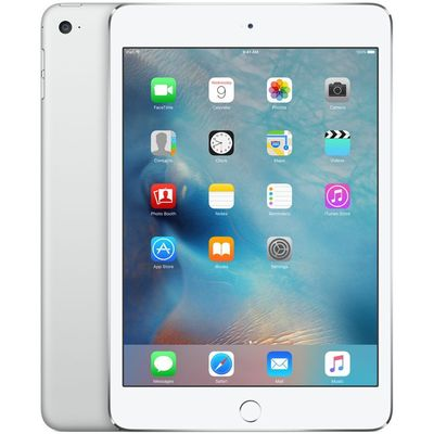 Apple iPad Mini 4 128GB Wi-Fi Tablet - Gümüş - MK9P2TU/A