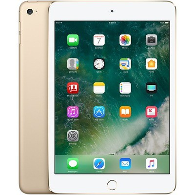 Apple iPad Mini 4 128gb Tablet - Altın - MK9Q2TU-A