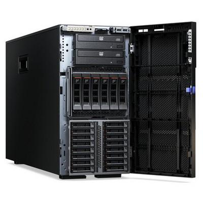 Lenovo 5464e4g X3500m5 E5-2620v3 8gb 3x300g 2x750w Sunucu