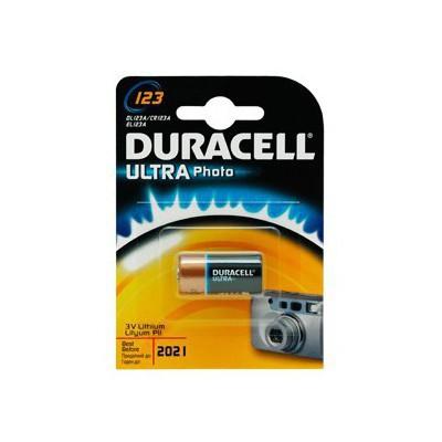 Duracell Dl 123 Ultra M3 Pil 035.503.015 Pil / Şarj Cihazı