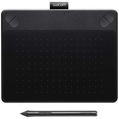 Wacom INTUOS ART BLACK P&T-S (CTH-490AK) Grafik Tablet