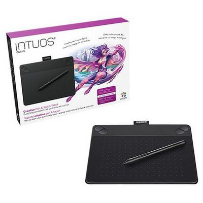 Wacom Intuos Comıc Bk Pt S Cth-490ck-n Grafik Tablet