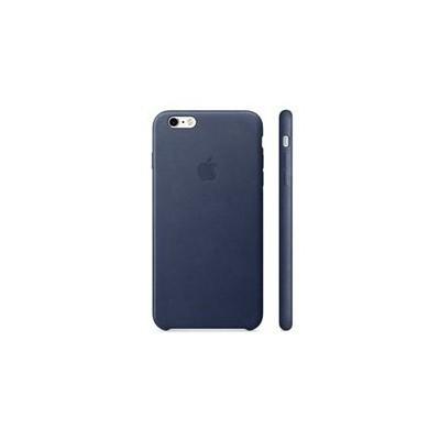 Apple MKXD2ZM/A iPhone 6s Plus Gece Mavisi Deri Kılıf Cep Telefonu Kılıfı