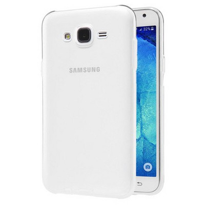 Microsonic Samsung Galaxy J7 Clear Soft Şeffaf Kılıf Cep Telefonu Kılıfı