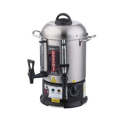 Doremi  40 Bardak Çelik Çay Makinesi