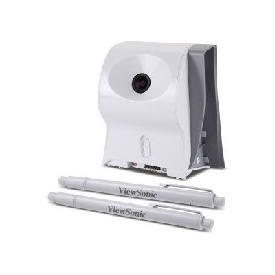 Viewsonic Pj-pen-003 Beyaz Interaktif Kalem (pjd8353s Ve Pjd8653ws) Kalemtıraşlar