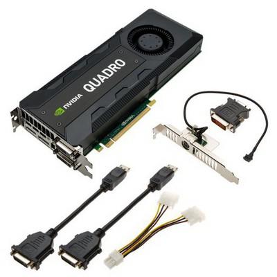 PNY Quadro K5200 8 Gb 256bit Ddr5 16x Ekran Kartı
