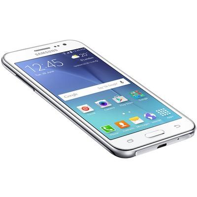 Samsung Galaxy J2 Cep Telefonu - Beyaz (J200)