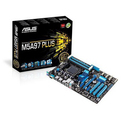 Asus M5A97 Plus AMD Anakart