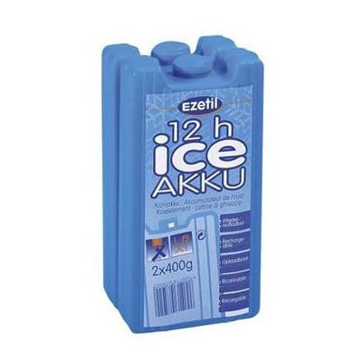 Ezetil Buz Kasedi 2x400 Gr Ne3054 (ıpv) Ne3054 Oto Buzdolabı