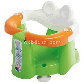 Ok Baby Crab Bebek Banyo Oturağı Yeşil Bebek Küveti