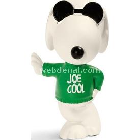 Schleich Gözlüklü Snoopy Figür Figür Oyuncaklar