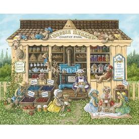 Anatolian 260 Parça  Ayıcığın Kır Dükkanı Puzzle