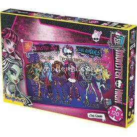 Kirkpapuç Monster High Cool Ghouls Çocuk Puzzle