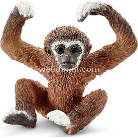 Schleich Genç Asya Maymunu Figür Figür Oyuncaklar