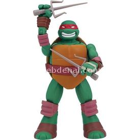 Giochi Preziosi Ninja Kaplumbağalar Kafa Içeri Figür Raphael Figür Oyuncaklar