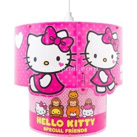 YKC 3d Hello Kitty Sihirli Tavan Sarkıt Lamba & Abajur