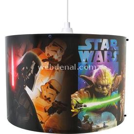 YKC Star Wars Panorama Tekli Sarkıt Lamba & Abajur
