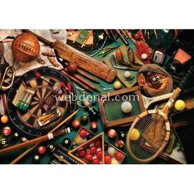Anatolian 500 Parça  Klasik Sporlar Puzzle