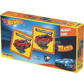 Kirkpapuç Hot Wheels Memo Çocuk Puzzle