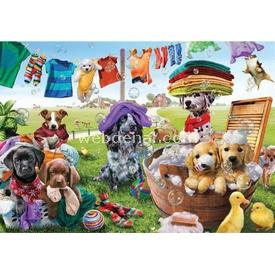 Anatolian 260 Parça  Eğlenceli Köpekler Puzzle