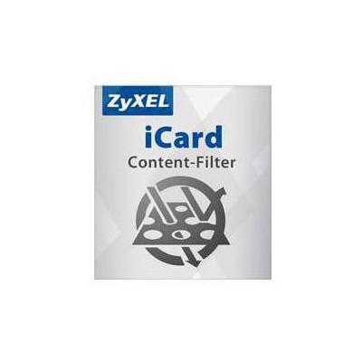 Zyxel Usg 100+ Icard Content Fılter 1 Yıl Güvenlik Yazılımı