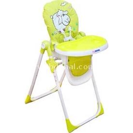 Premom Meal Team  Yeşil Mama Sandalyesi